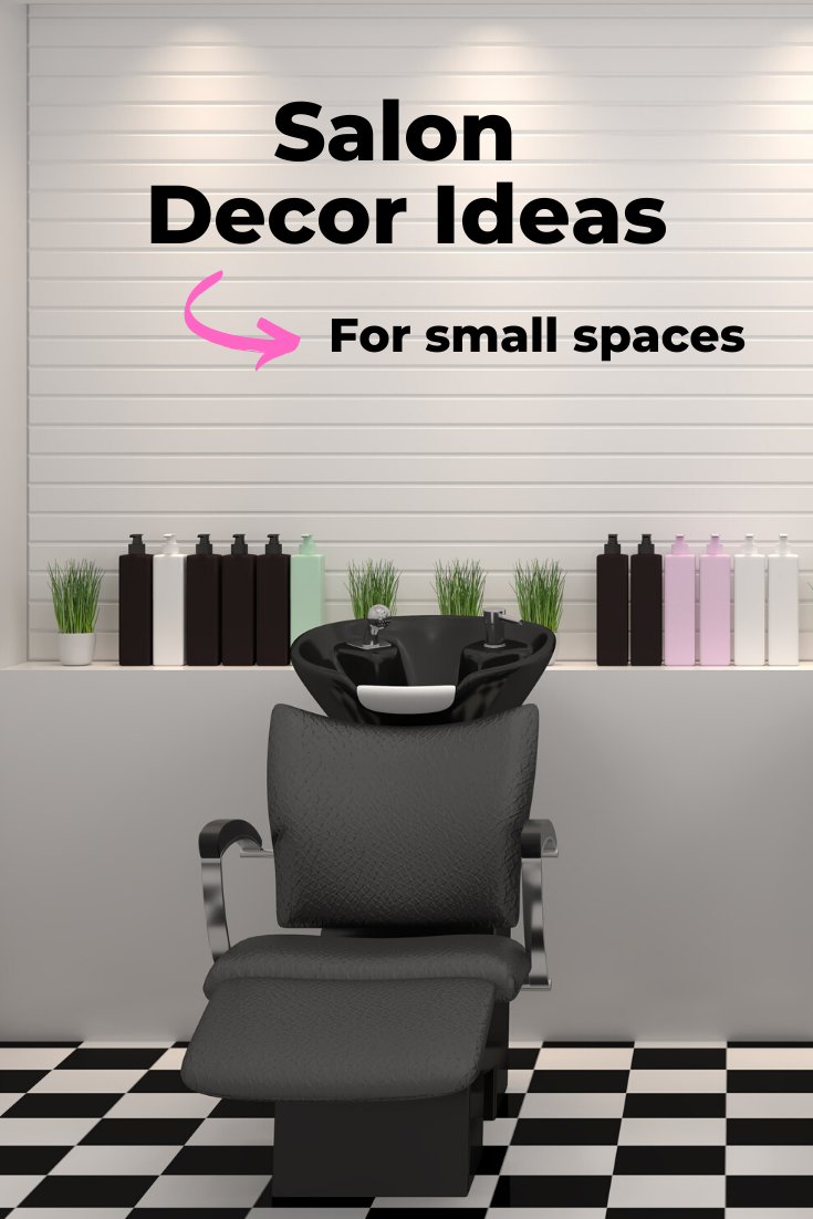 12 Clever Small Salon Design Ideas to Maximize Your Space  Small