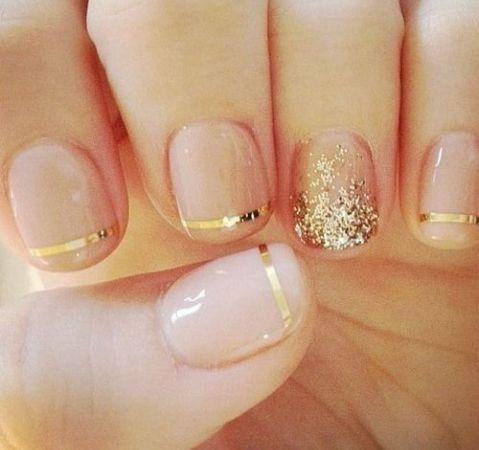 18 Chic Nail Designs for Short Nails   Nails   Pinterest   Chic nail designs,  Short nails and Manicure - 18 Chic Nail Designs For Short Nails Nails Pinterest Chic