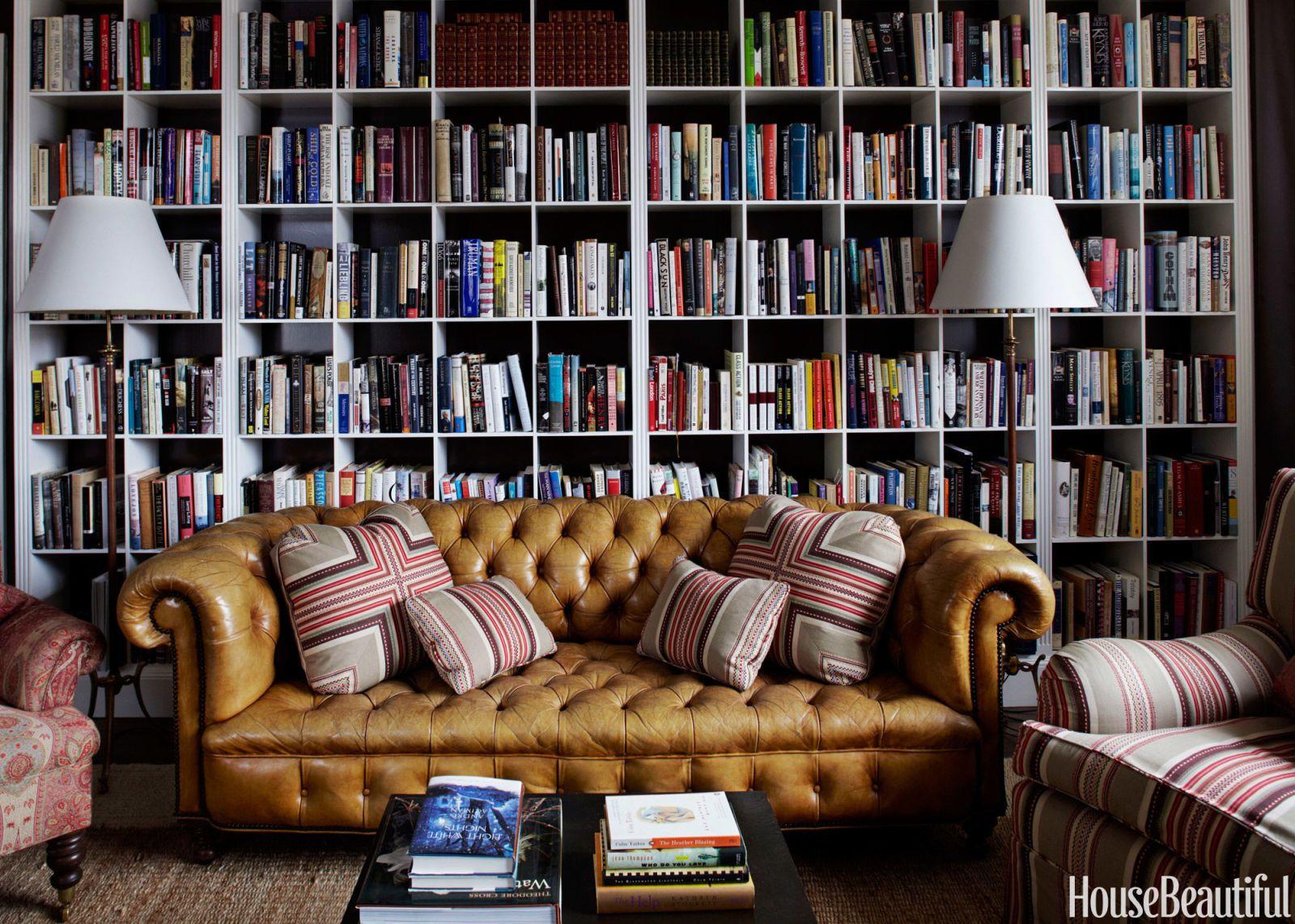 Classic Library Design Ideas