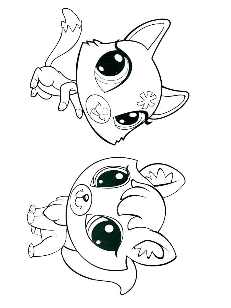 Littlest Pet Shop Coloring Page Littlest Pet Shop Coloring Pages Printable Book My Little Free Littlest Pe Little Pet Shop Animal Coloring Pages Coloring Pages