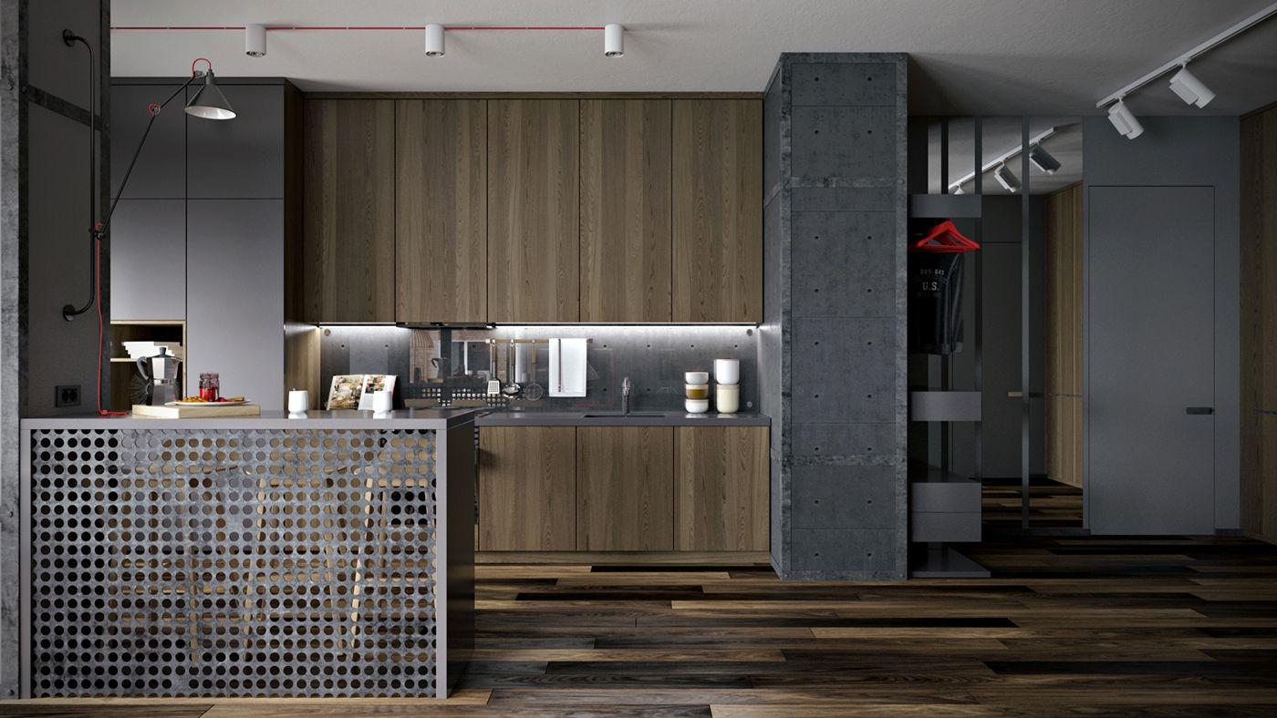 Good 4 Posh Apartment Interior Design In A Small Space   RooHome | Designs U0026  Plans
