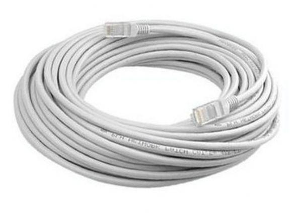 Cable De Red 15 Metros Rj45 Cat 6 Utp Ethernet Pc Router Internet Router Cables De Red Cable