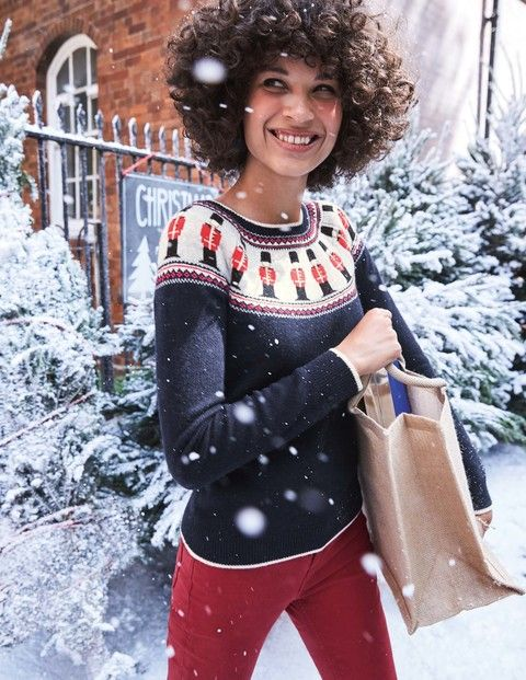 Anerkjendt team fox knitted jumper. | Inspiraatiota lapasiin ...
