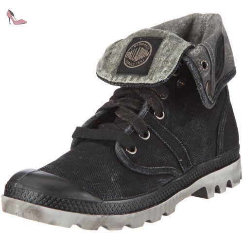 Pallabrouse Baggy, Sneakers Basses femme, Gris (Titanium/high-rise), 37 EUPalladium
