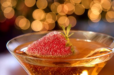 Champagne Limoncello Cocktails #limoncellococktails Champagne Limoncello Cocktails #limoncellococktails