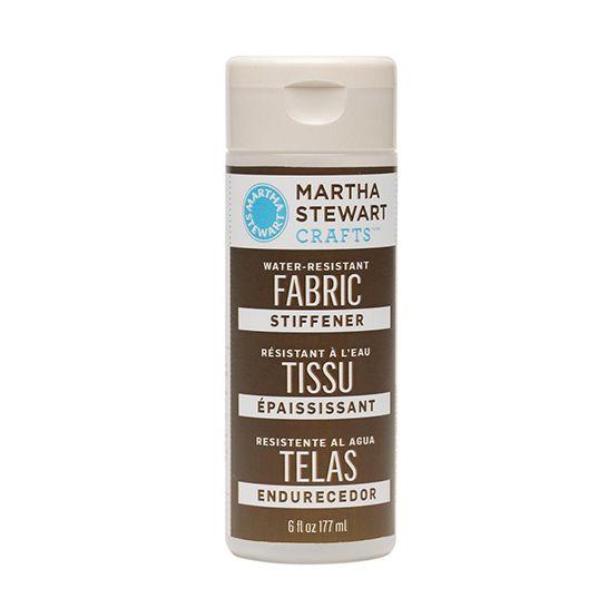 Martha Stewart Water Resistant Fabric Stiffener - Darby Smart