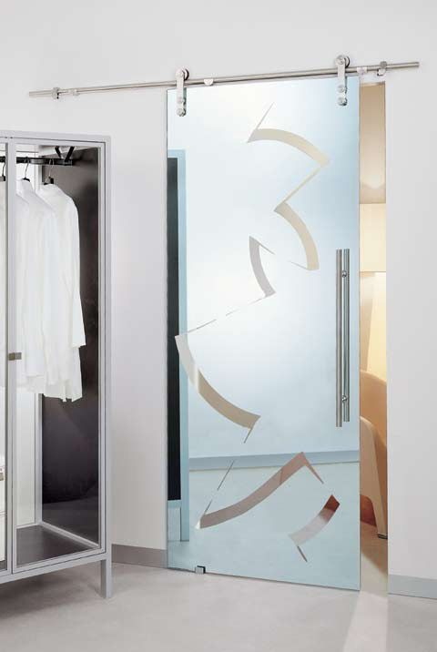 Inspirational Glass Doors for Bathroom Entry
