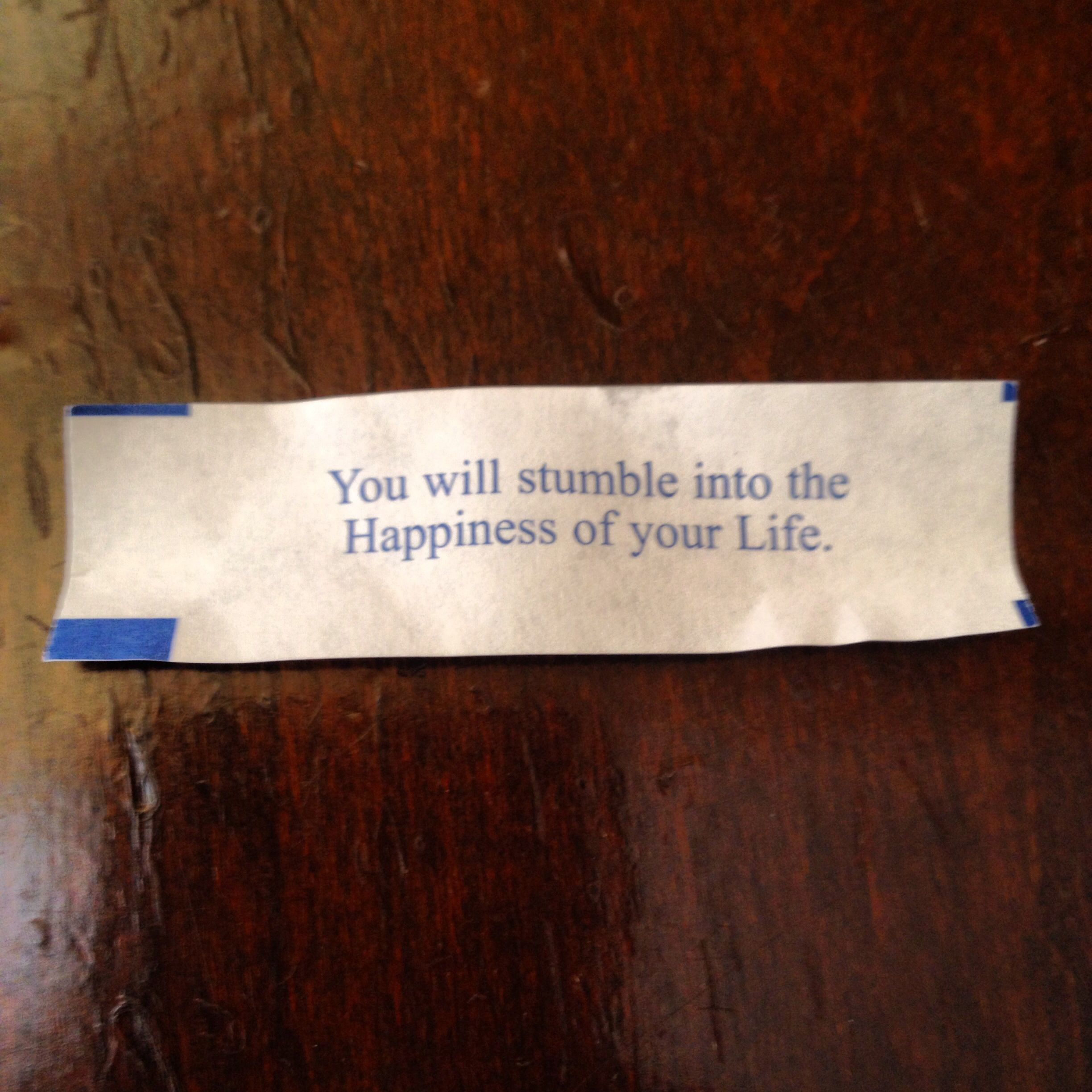 Fortune cookie #quote #happiness | Quotes | Pinterest ...