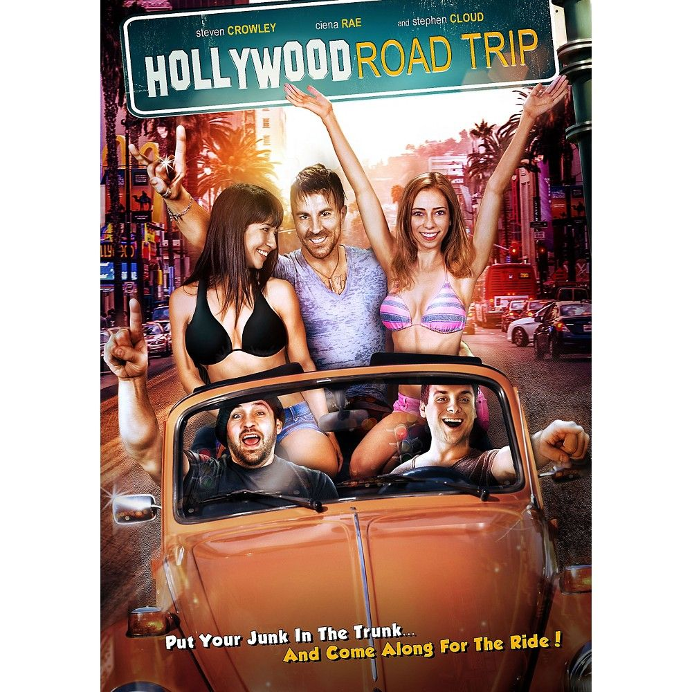 American Idiots 2013 hollywood road trip, movies | road trip movie, road trip