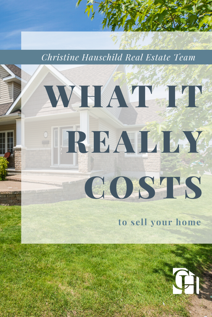 Costs Of Selling Your House In 2020 Selling Your House Things