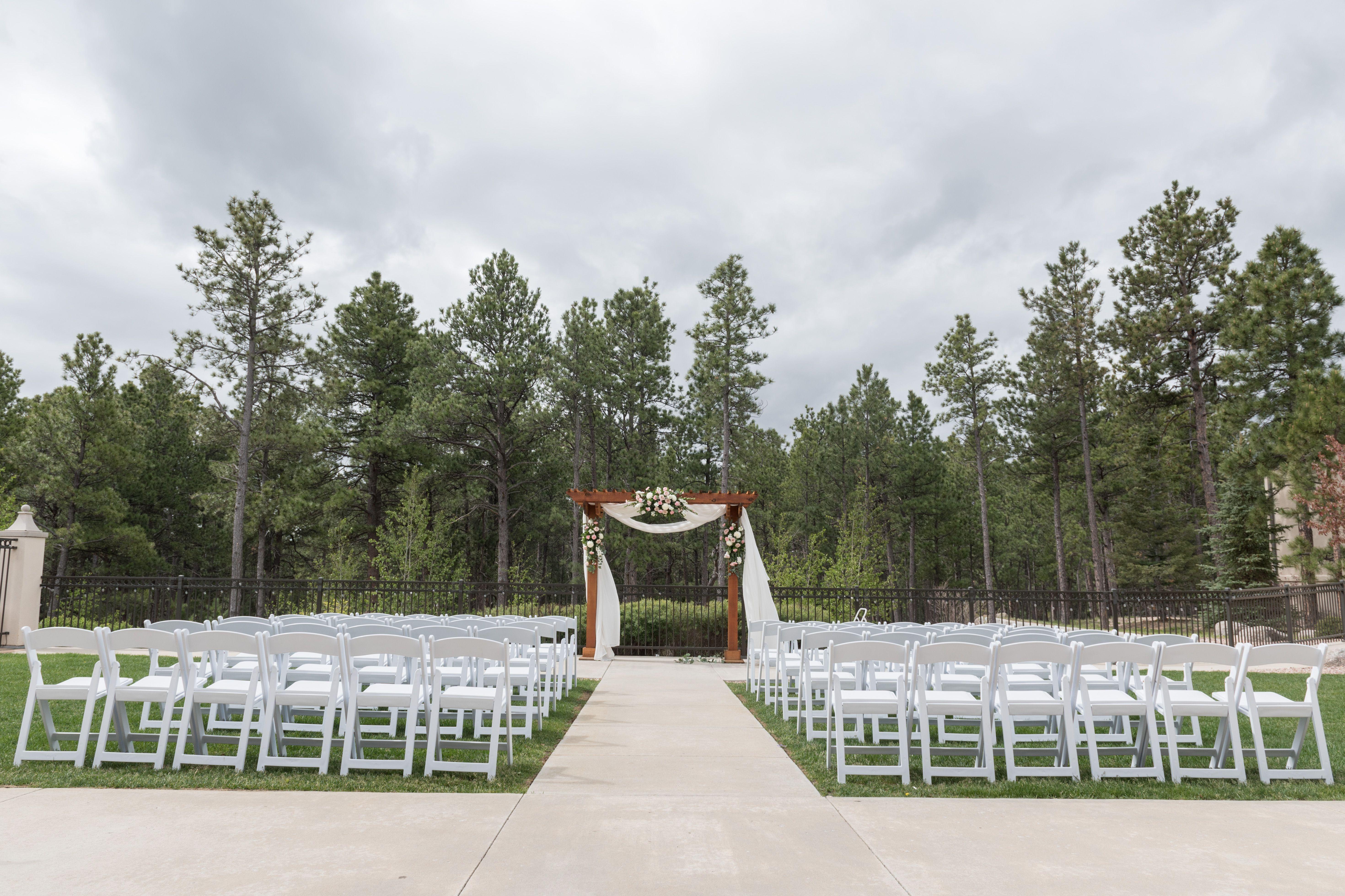 wedgewood black forest wedding venue in colorado wedgewood