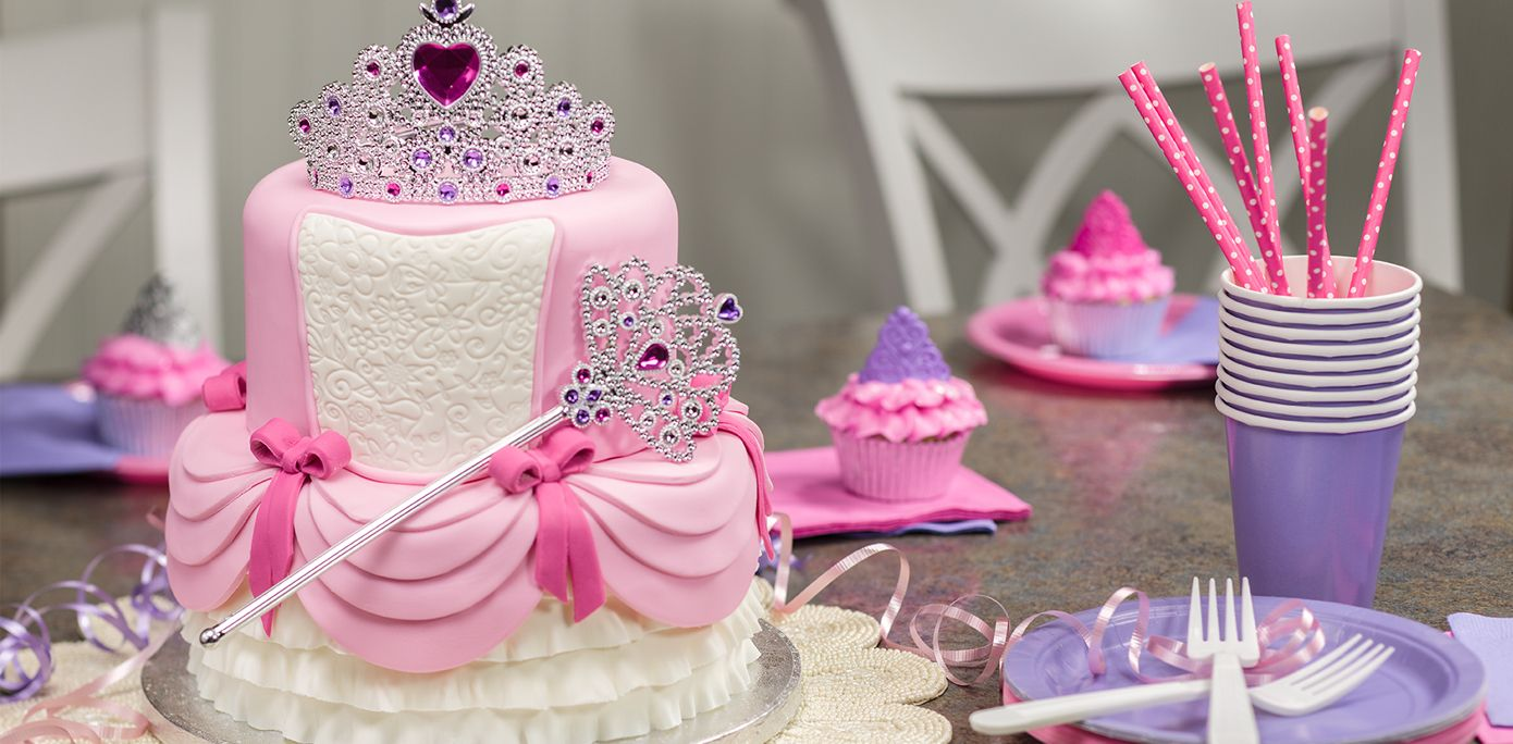 Order a Cake from a Local Bakery Princess Cake and Birthdays