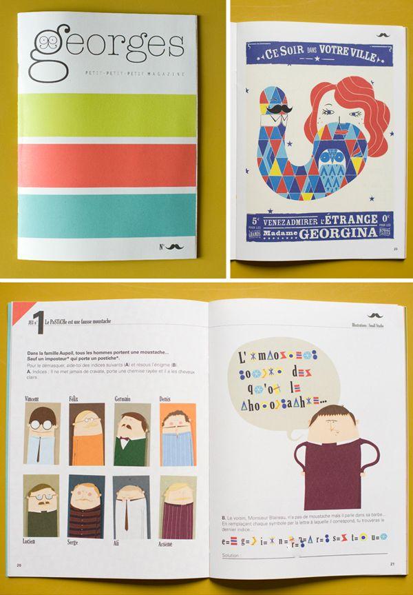 Big Ideas Georges Magazine Wgsn Insider Typo Setting