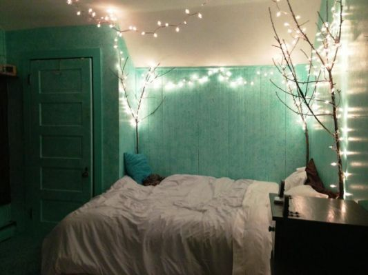 Merveilleux Led Twinkle Lights In Bedroom :