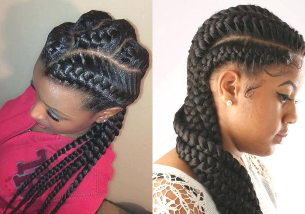 braiding natural hair