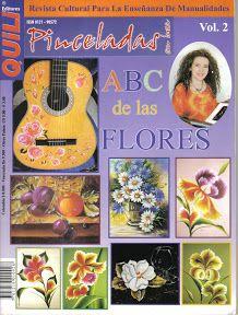ABC de las Flores_Pinceladas - Rosita Rosales - Picasa Web Albums