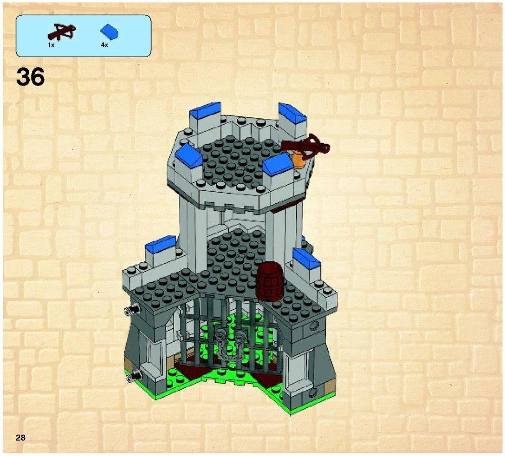 Castle King's Castle [Lego 70404] Lego, Lego castle