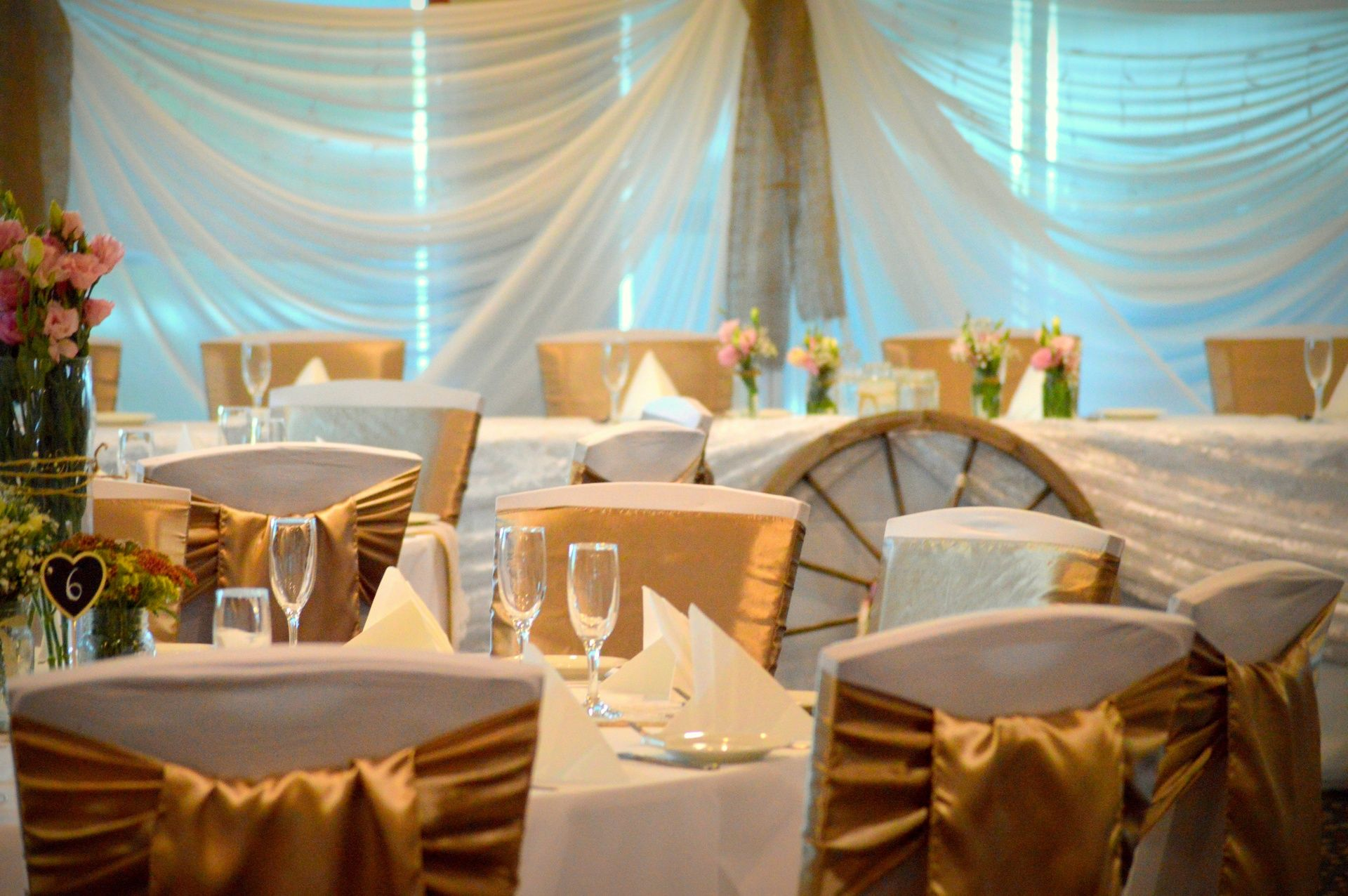 Wedding Decorations Hire Newcastle Stage Wedding Decoration Hire And Set Up Service Creat Romantic Wedding Decor Custom Wedding Decor Wedding Decorations