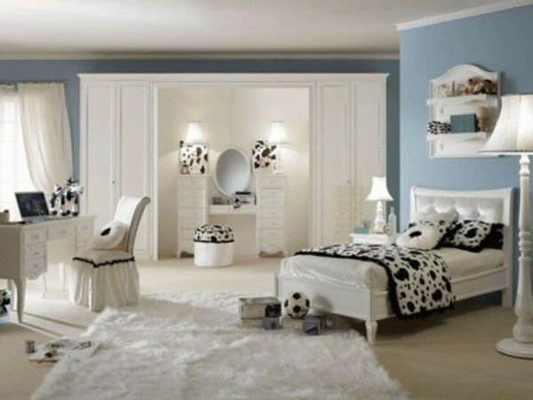 dco chambre fille de vos rves deco and design - Chambre Vintage Ado Fille