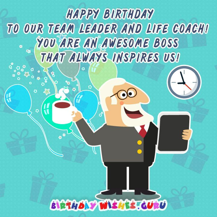 Happy Birthday To Boss Quotes: Pinspirations - Positive Quotes