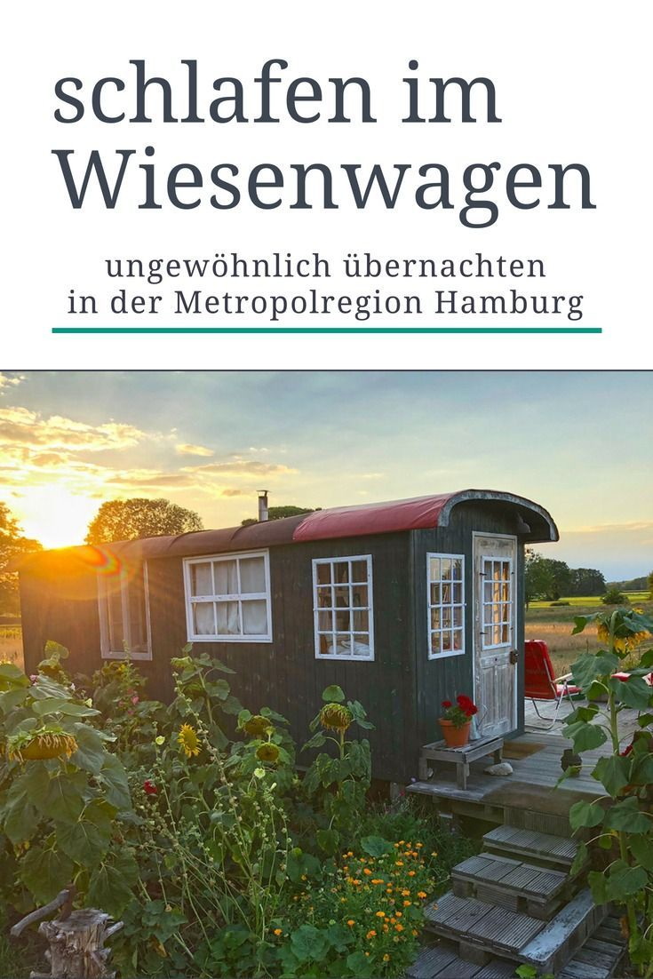 Photo of Ungewöhnlich übernachten – der Wiesenwagen vom Bamans-Hof | North Star Chronicles