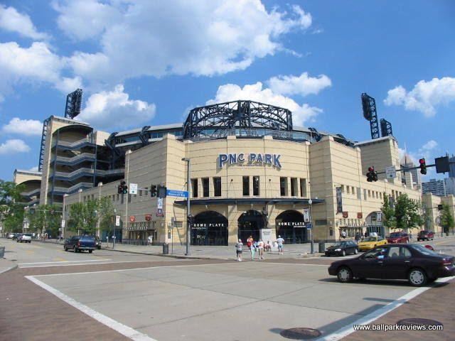 Pnc Park Pittsburgh Pirates Pnc Park Pittsburgh Baseball Stadiums Parks