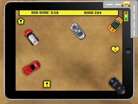 iPad App Traffic Challenge Games Entertainment 4