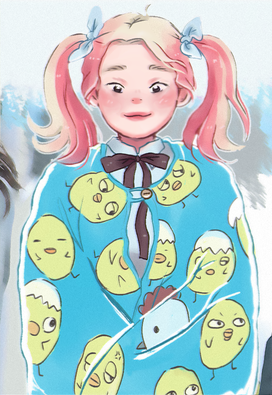 doodled up some jooe momoland fanart she is so loveable a a photo by peachland a momoland fan page