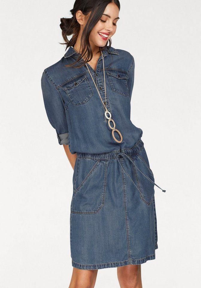 s oliver jeans kleid
