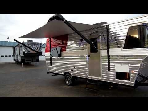 2018 Heartland Terry Classic V21 Travel Trailer At Couch S Rv