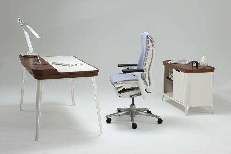 work desks home office. Stylish Work Desk For Modern Home Office From Kaijustudios DigsDigs Desks