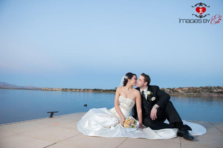 Westin Lake Las Vegas Resort wedding couple captured by Images by EDI, Las Vegas Wedding Photographer, Las Vegas outdoor weddings,