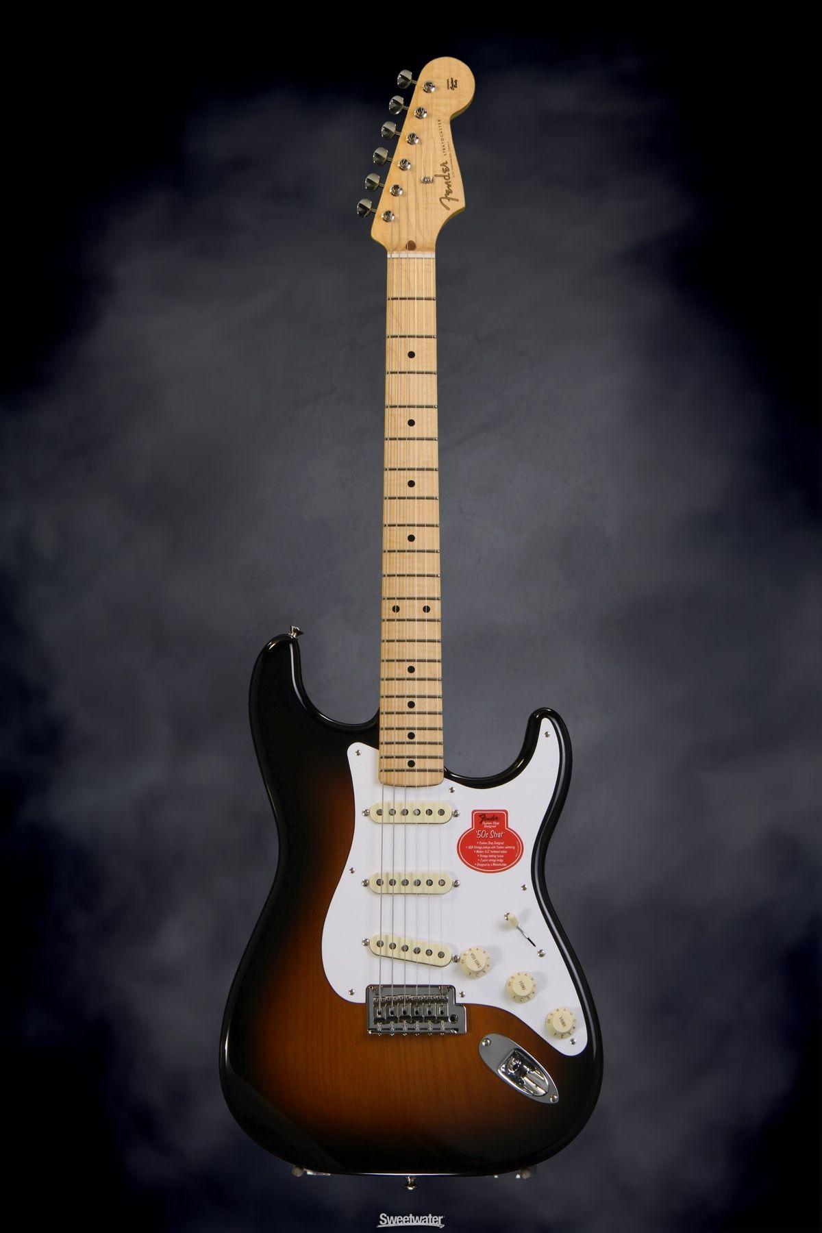 [SCHEMATICS_4FR]  Fender Vintera '50s Stratocaster Modified - 2-color Sunburst   Fender  american standard, Fender custom shop, Fender vintage   Fender Classic Player 50s Stratocaster Wiring Diagram      Pinterest