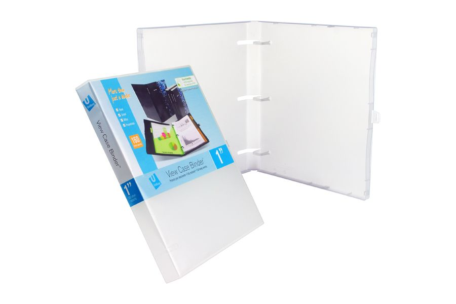 Shop For 1 Inch 3 Ring Binder At Packzen In Bulk To Save More Find Low Everyday Prices And Buy Online For Delivery Or I Custom Binders Binder Sheet Protectors