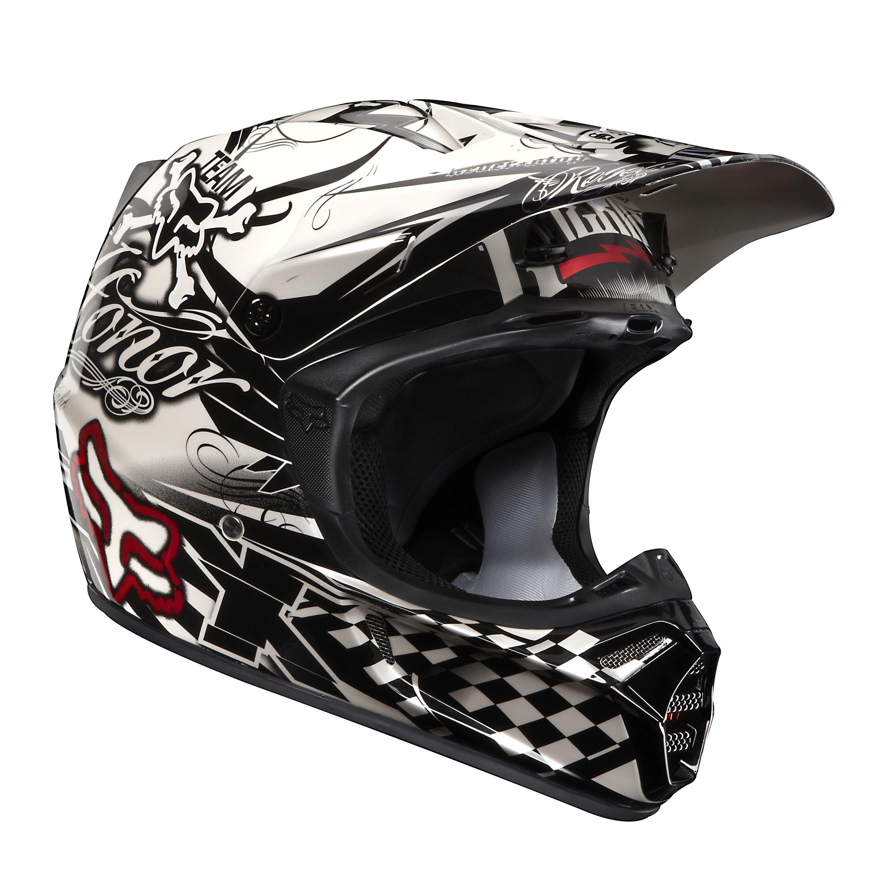 Helmets Teebeemotorcycles Category Fox Motocross Helmets