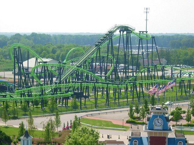 X Flight Best Amusement Parks Abandoned Amusement Parks Lake Park