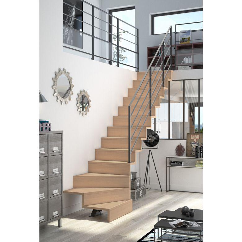 Escalier Jazz Escalier Escalier Quart Tournant Maison