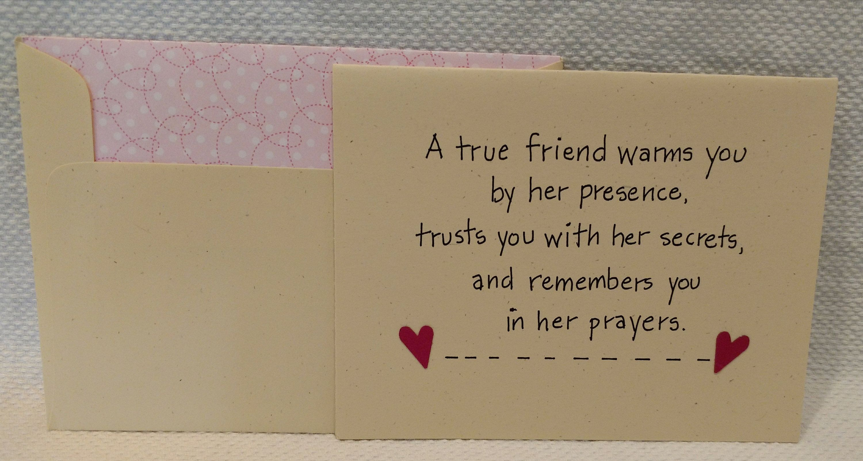 Friend sayings card best greeting 75 Sayings