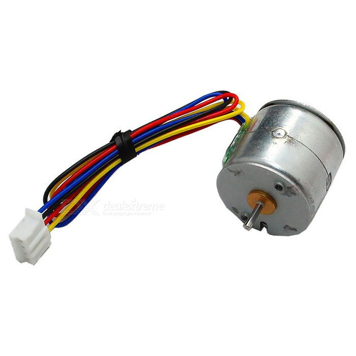 20by Dc Stepping Motor Large Torque Two Phase Four Wire 12 0v