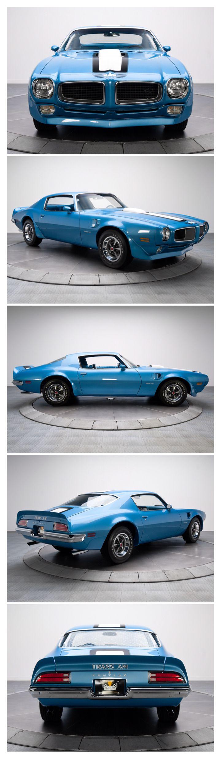 1970 Pontiac Trans Am                                                                                                                                                                                 More