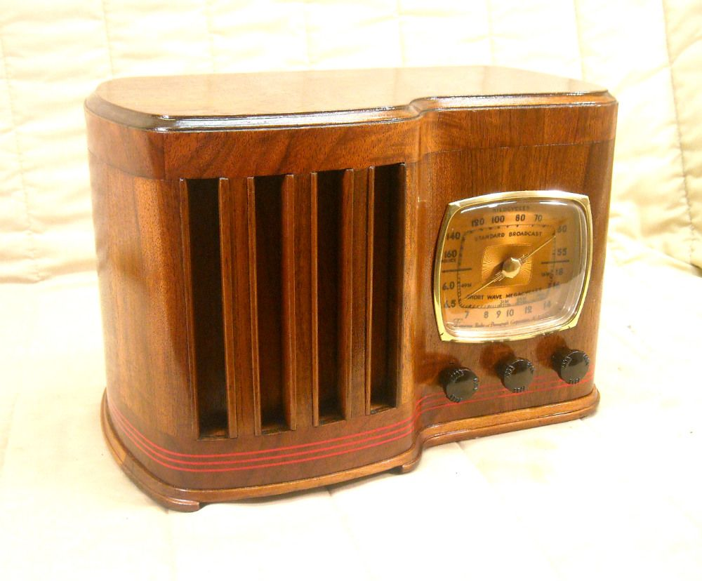 Share your emerson vintage radio something