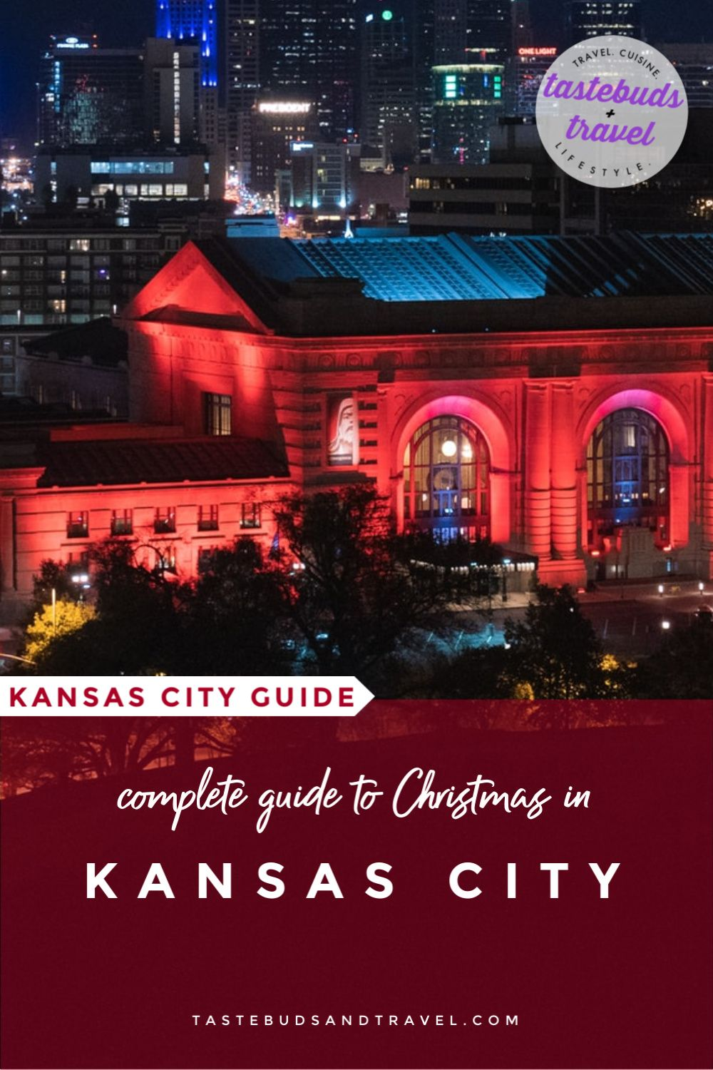 How to Spend the Christmas Holiday in Kansas City (With