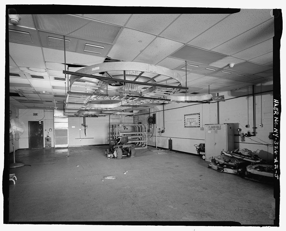 Inspection, Bldg. 3578, WSA, Plattsburgh AFB, New York