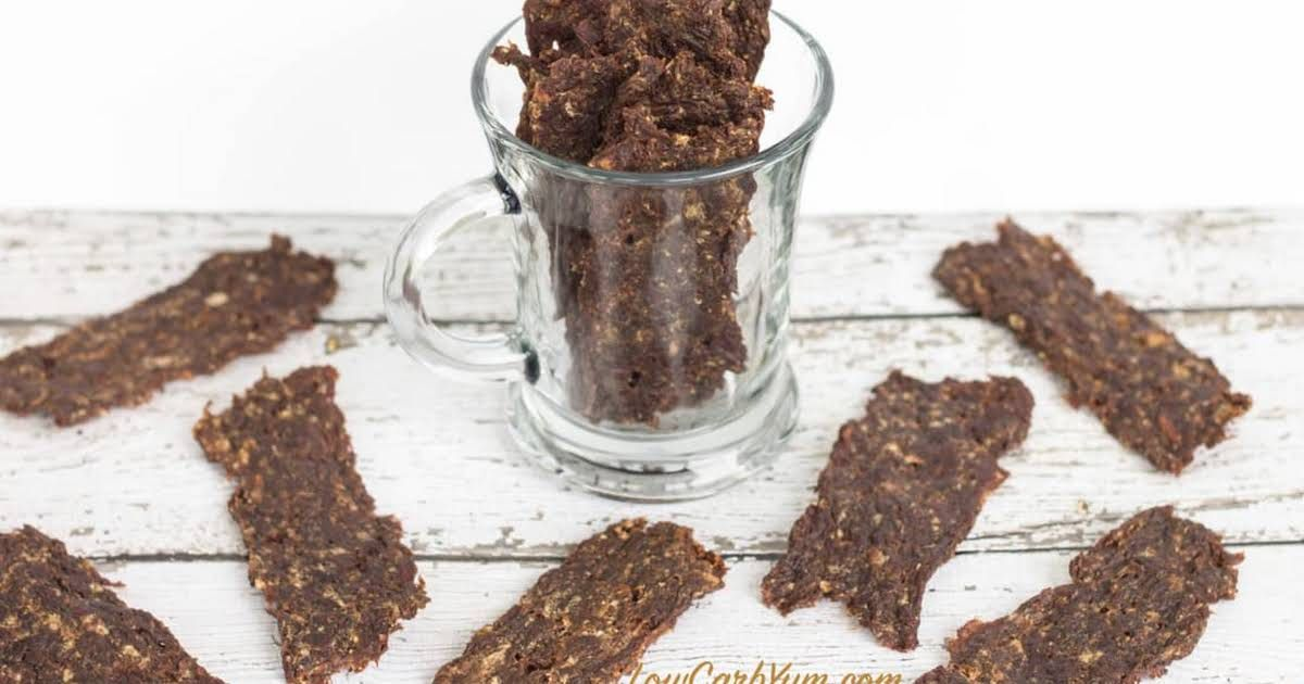 Ground Beef Jerky Recipe With Hamburger Or Venison Recipe Yummly Recipe In 2020 Beef Jerky Recipes Ground Beef Jerky Recipe Jerky Recipes