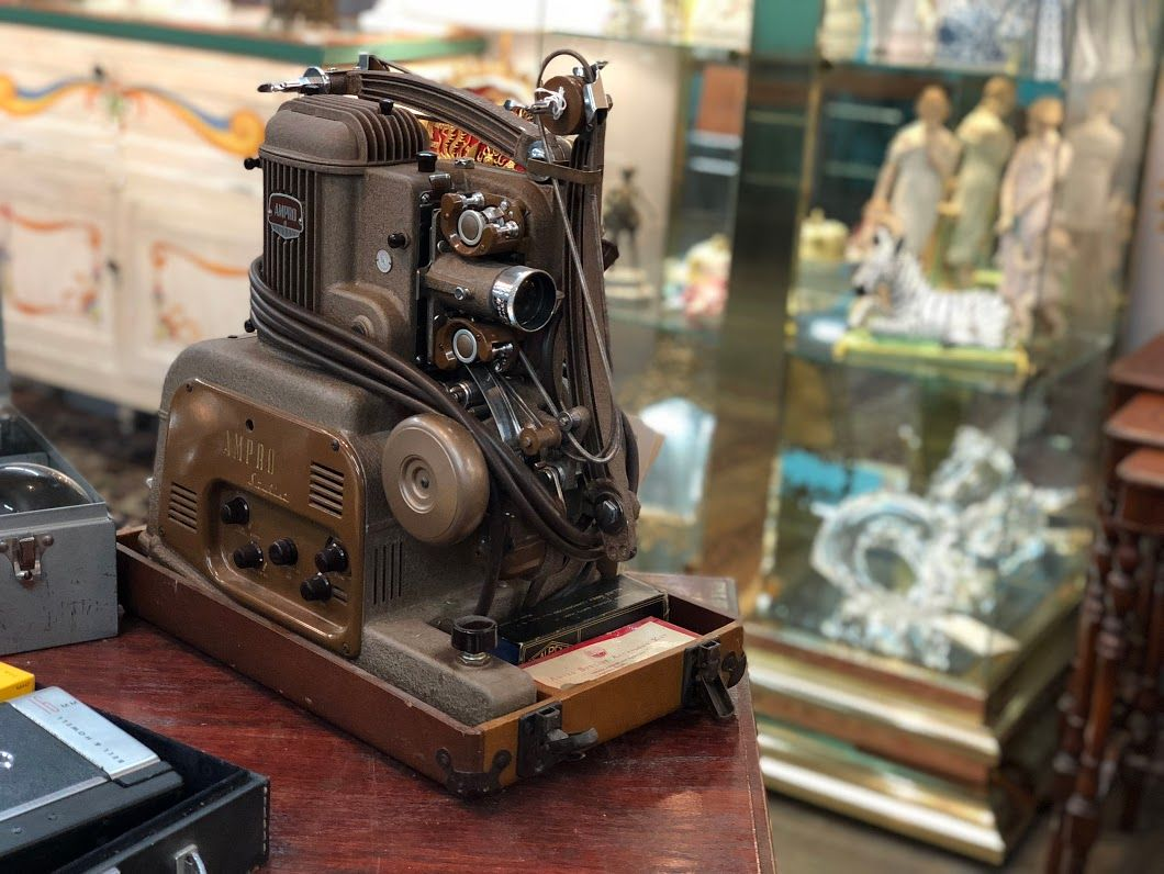 Amped and Bell and Howell Camera Equipment Dealer #0116 $200 Lucas ...