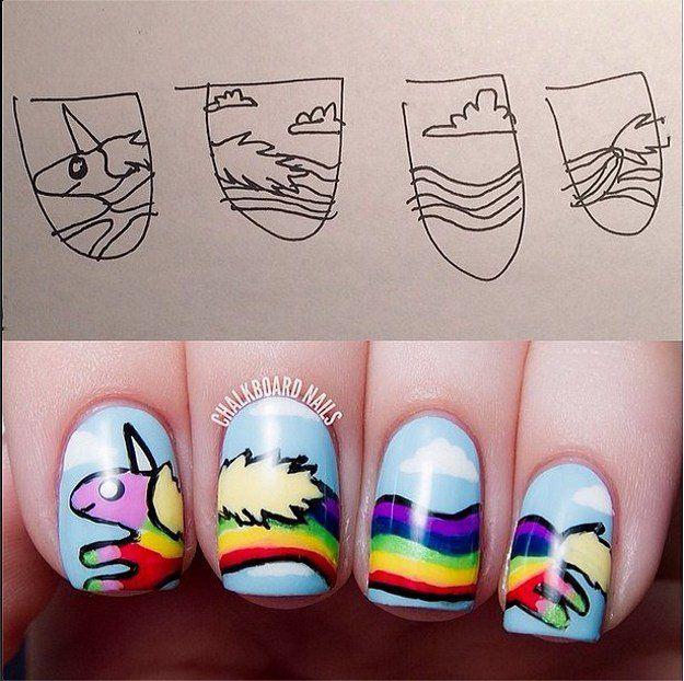 17 Gorgeous Spring Nail Designs Makeup Tutorials