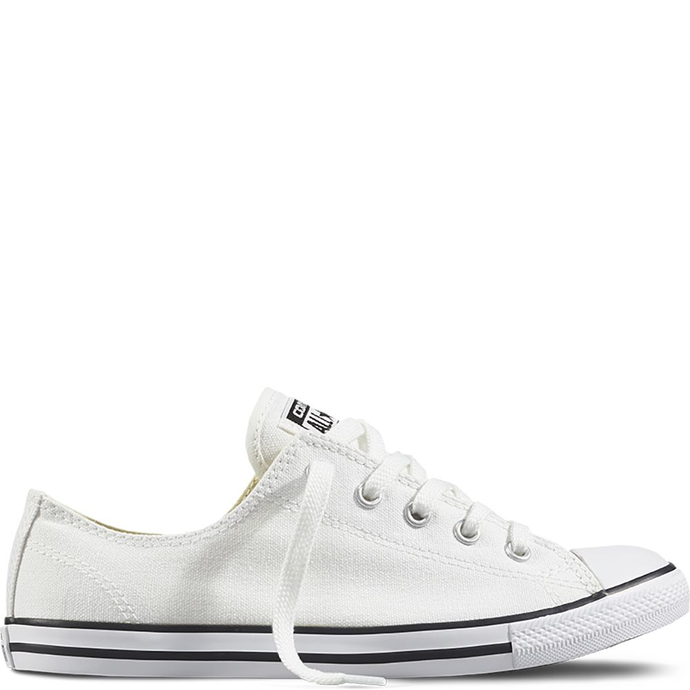Chuck Taylor All Star Dainty In 2020 Chuck Taylors White
