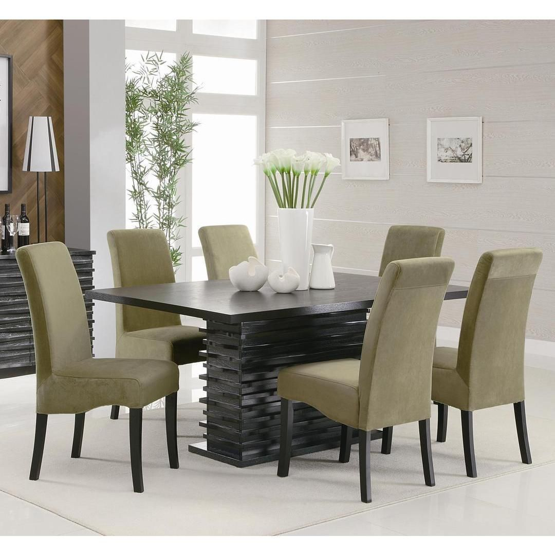 Palisades Dining 7 Piece Dining Set Palisades Grey Dining Impressive Grey Dining Room Sets Design Inspiration