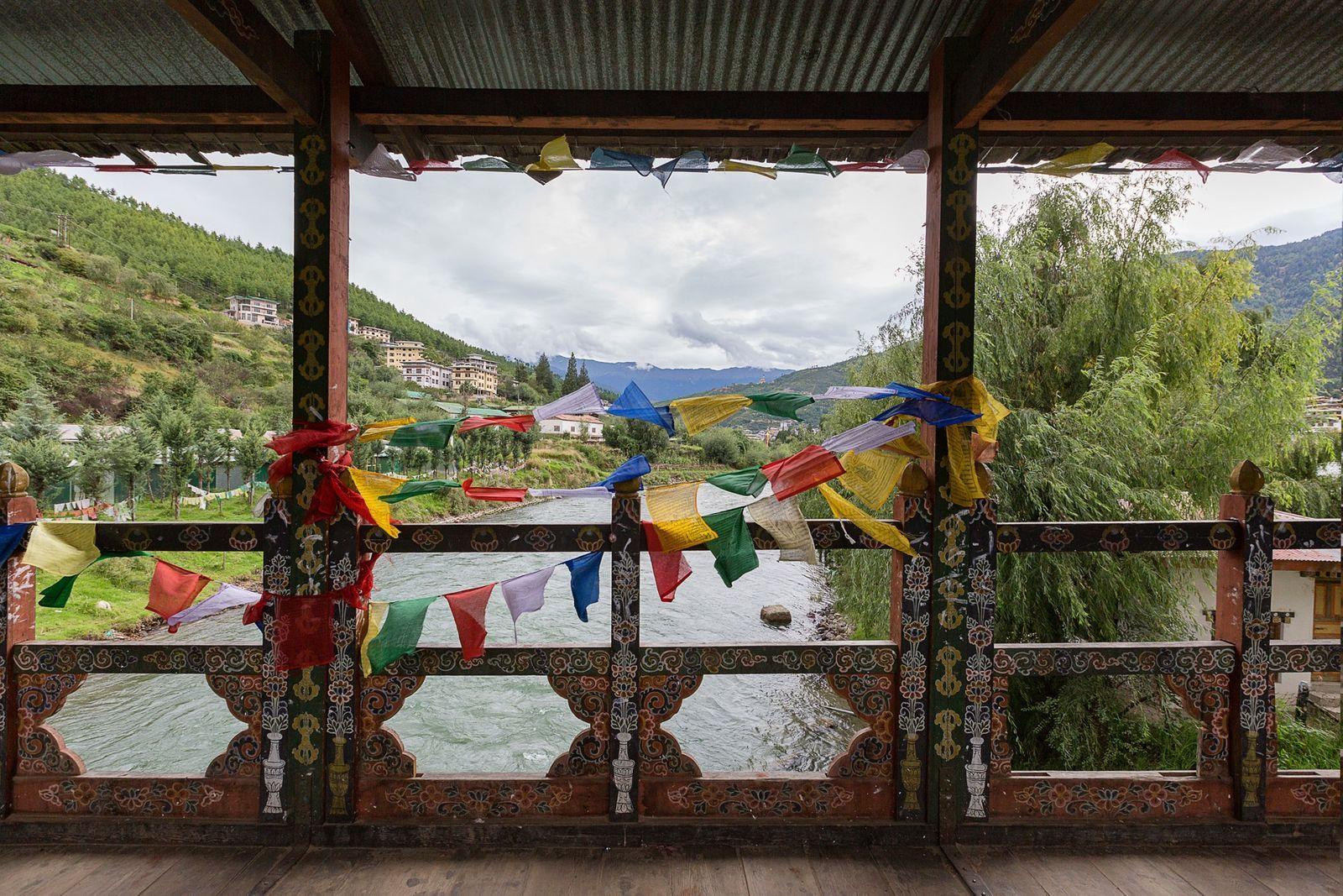 Au Bhoutan, l'éveil spirituel au milieu des temples en
