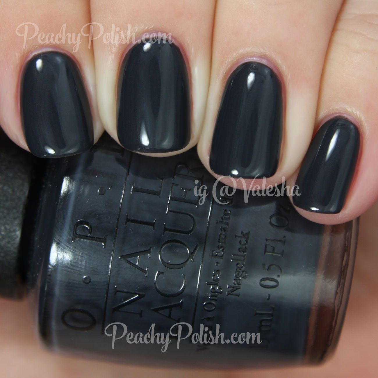 OPI Dark Side Of The Mood   Fifty Shades of Grey Collection   Peachy ...
